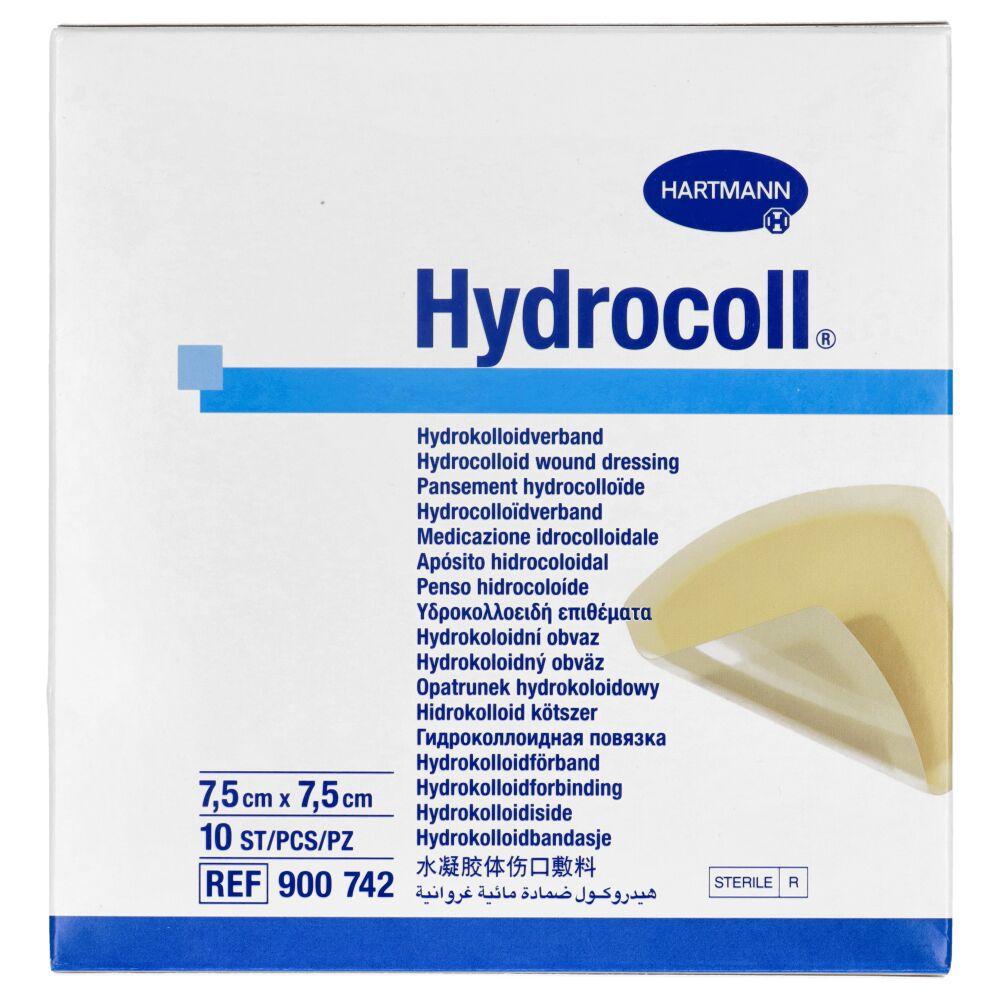 Hydrocoll - opatrunek hydrokoloidowy (Hartmann)