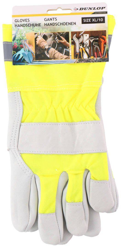 Rękawice ochronne z odlbaskową nakładką Dunlop XL