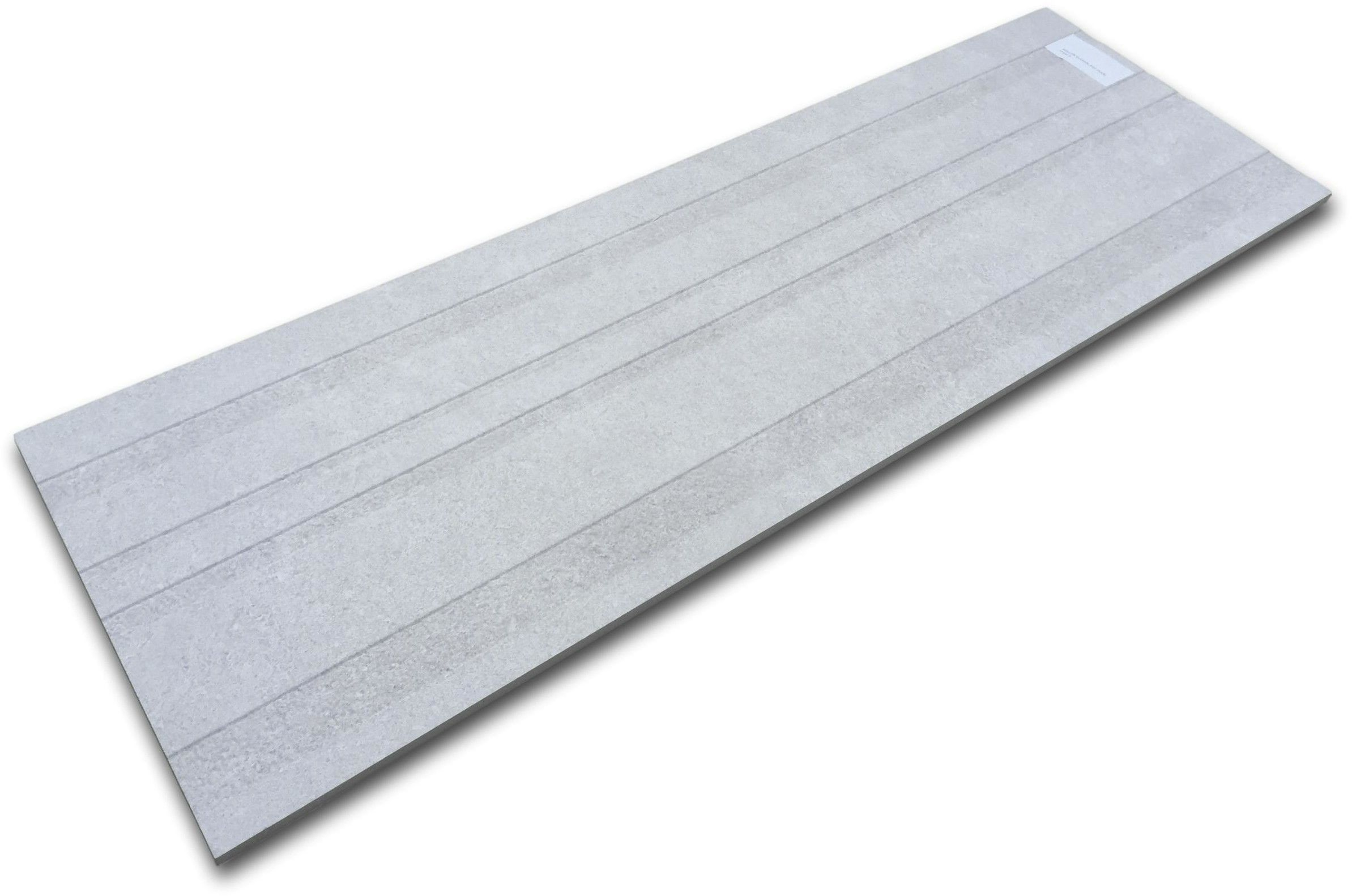 Veggen Queesland Pearl 30x90 R szara płytka ścienna