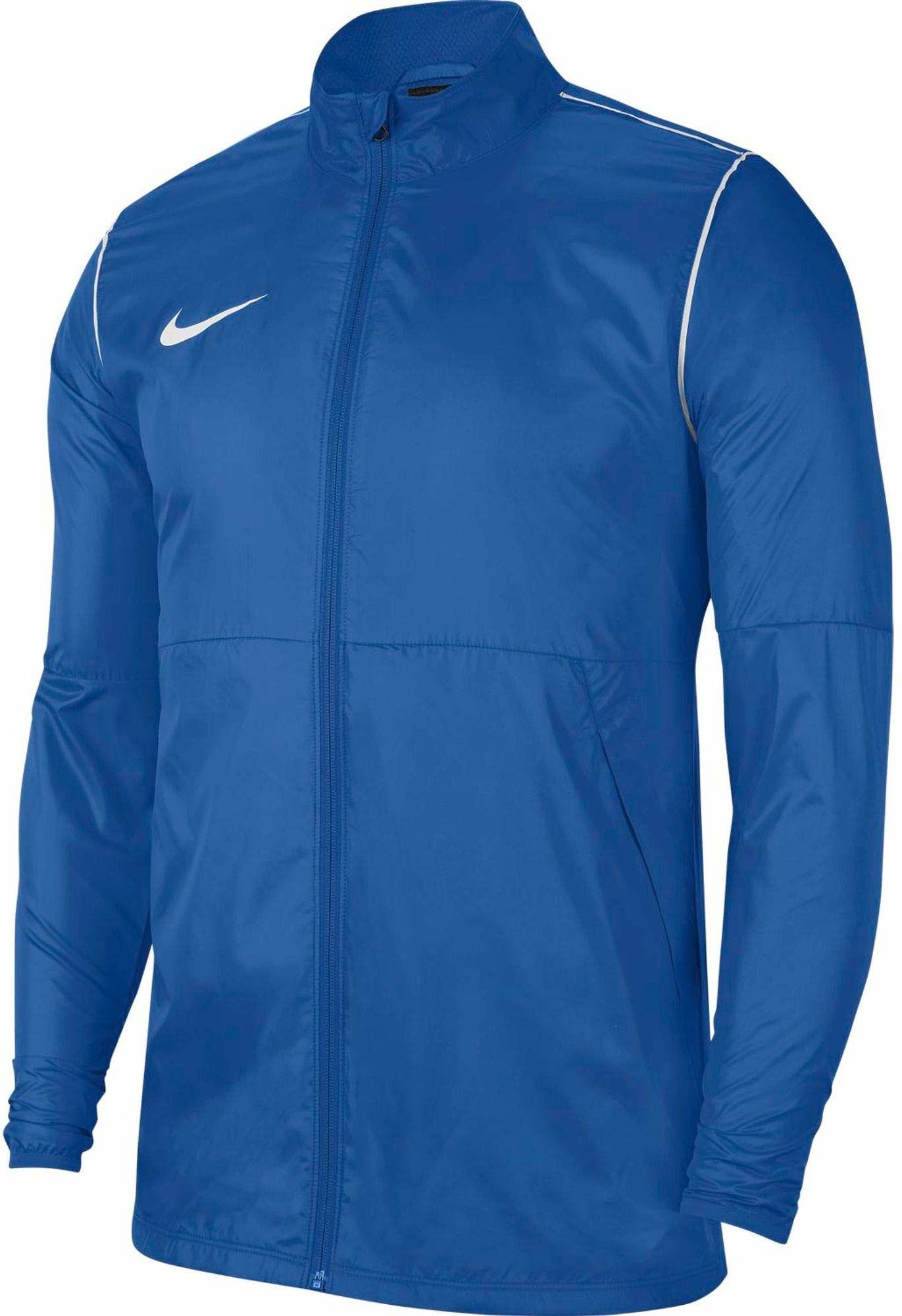 Nike Kids Park20 kurtka przeciwdeszczowa, królewski niebieski/biały/(biały), S