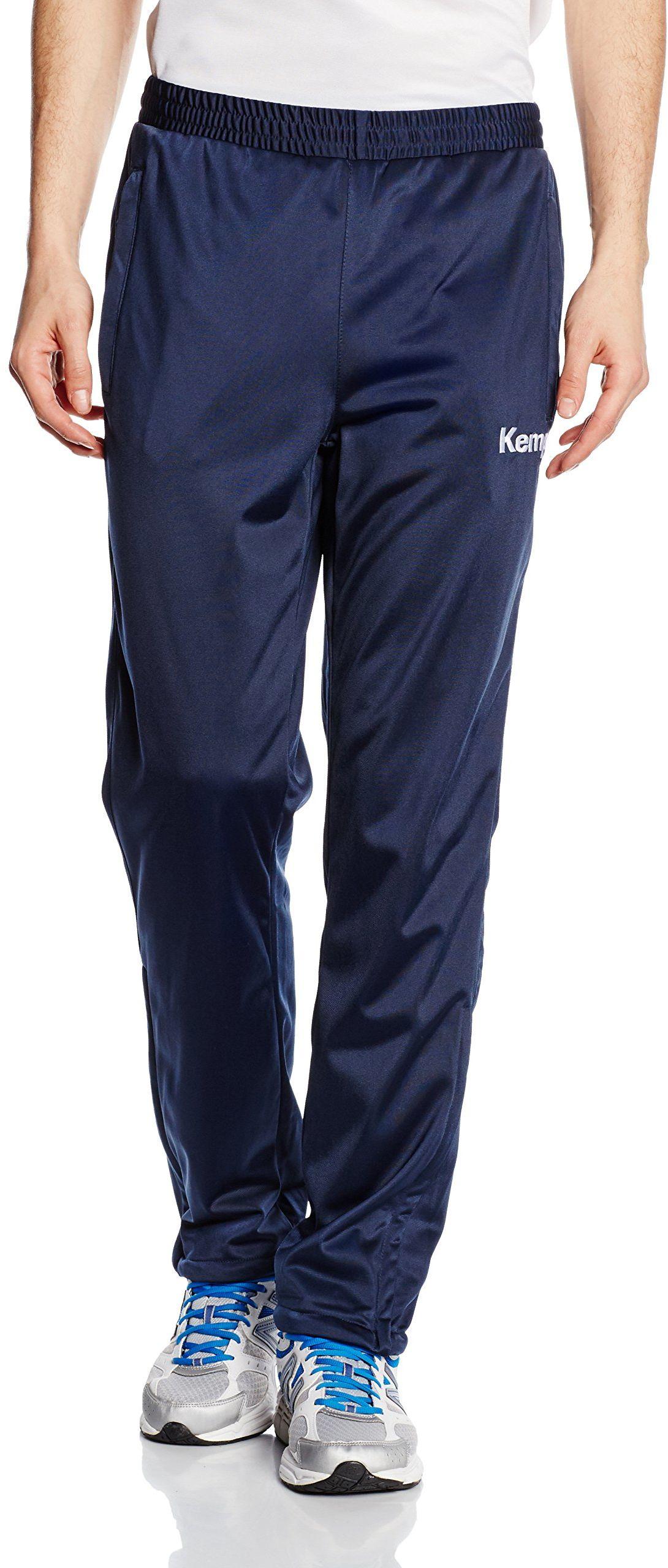 Spodnie Kempa Classic niebieski morski 3XS