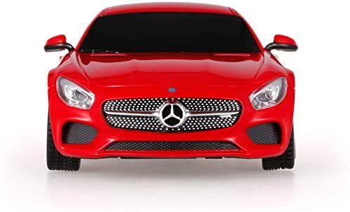 RASTAR 72100  Mercedes Benz AMG GT, 1:24, sterowanie radiowe, zabawkowy samochód