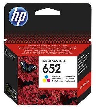 Tusz HP 652 Kolorowy (F6V24AE)