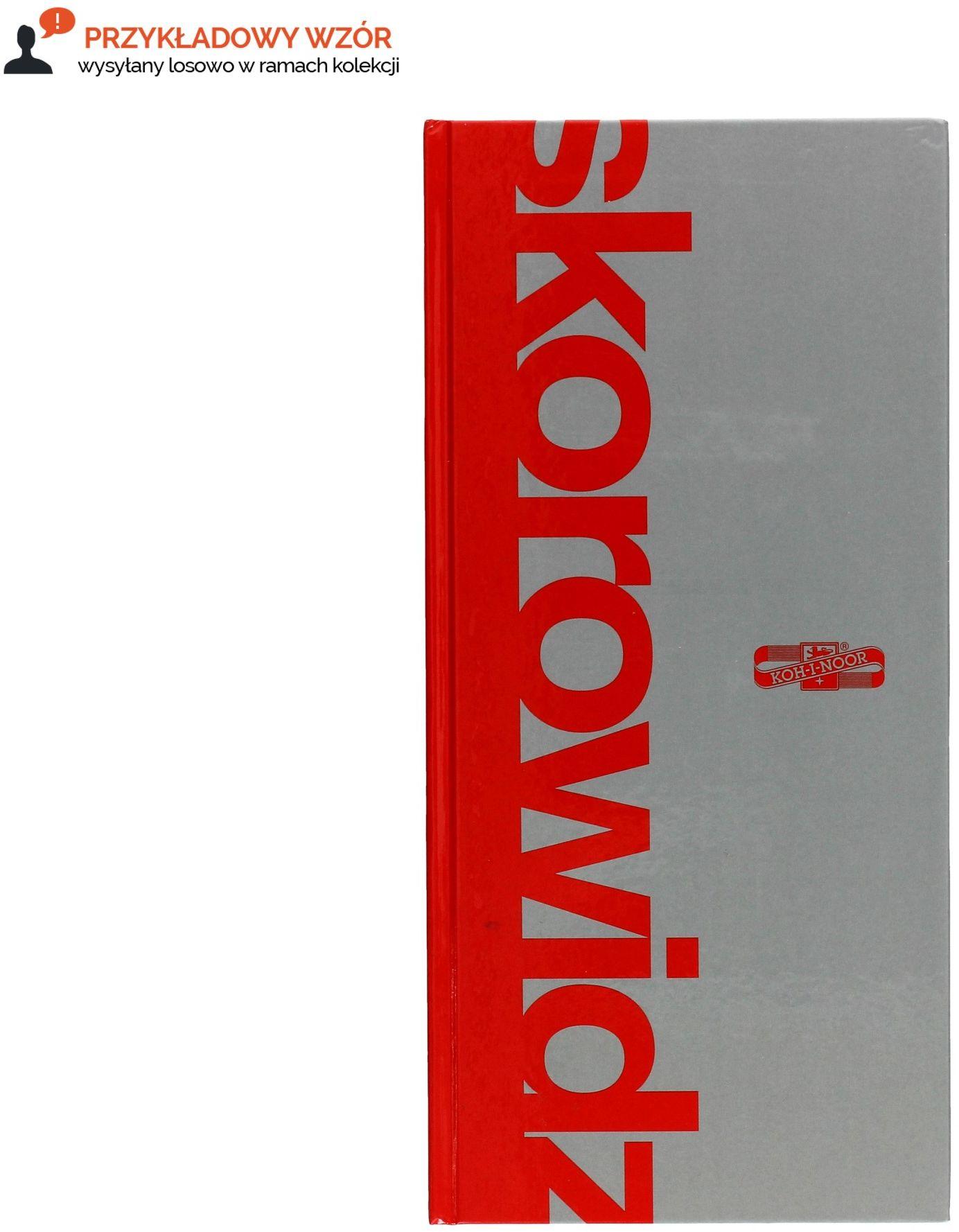 Skorowidz 2/3A4/96 kratka TO KIN