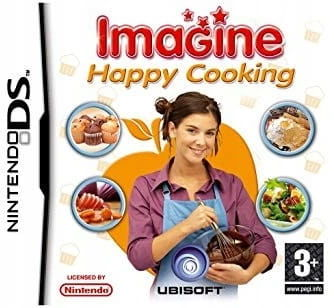 Imagine Happy Cooking DS