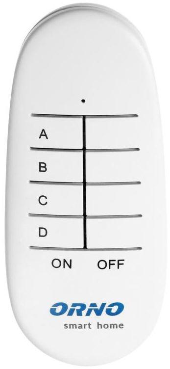 Zdalne sterowanie dla zdalnie sterowanego gniazdka OR-SH-1752 ORNO