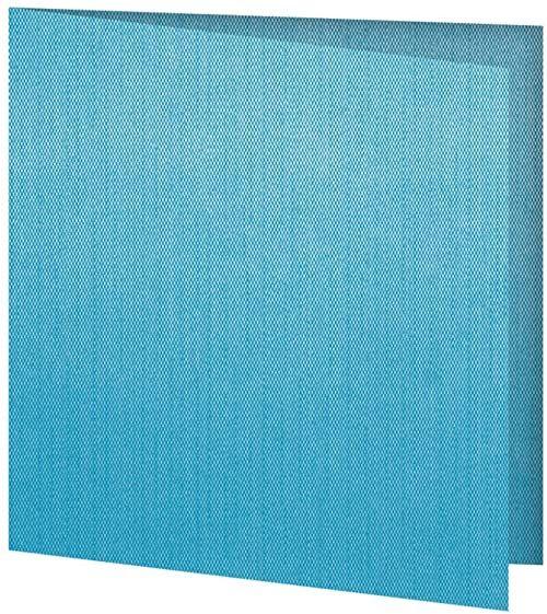 Garcia de Pou Serwetki jak len 70 g w pudełku, 40 x 40 cm, papier, turkusowy, 30 x 30 x 30 cm