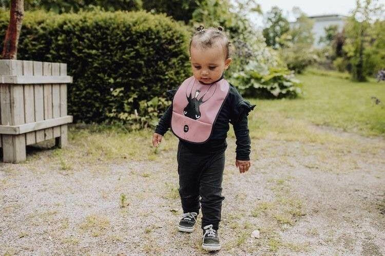 Baby Livia - Baby Livia Śliniak Rust Łoś 100 - 7