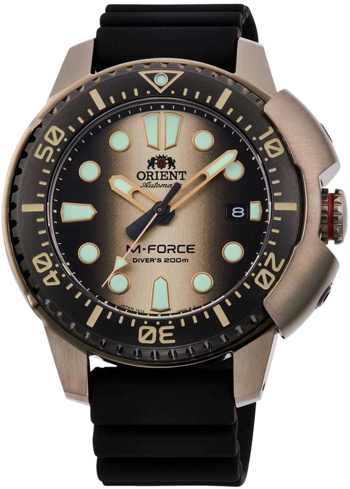 Zegarek męski Orient M-Force Diver Automatic Limited Edition
