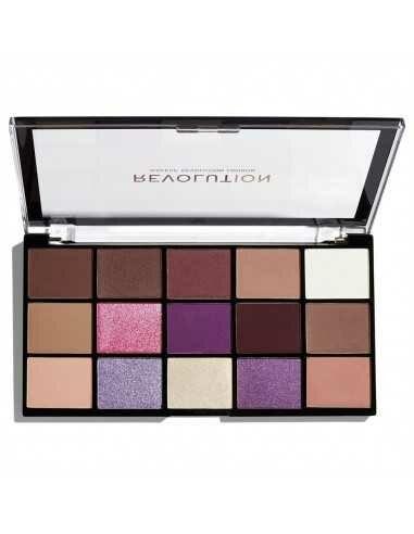 Makeup Revolution Re-Loaded Palette Visionary paleta cieni