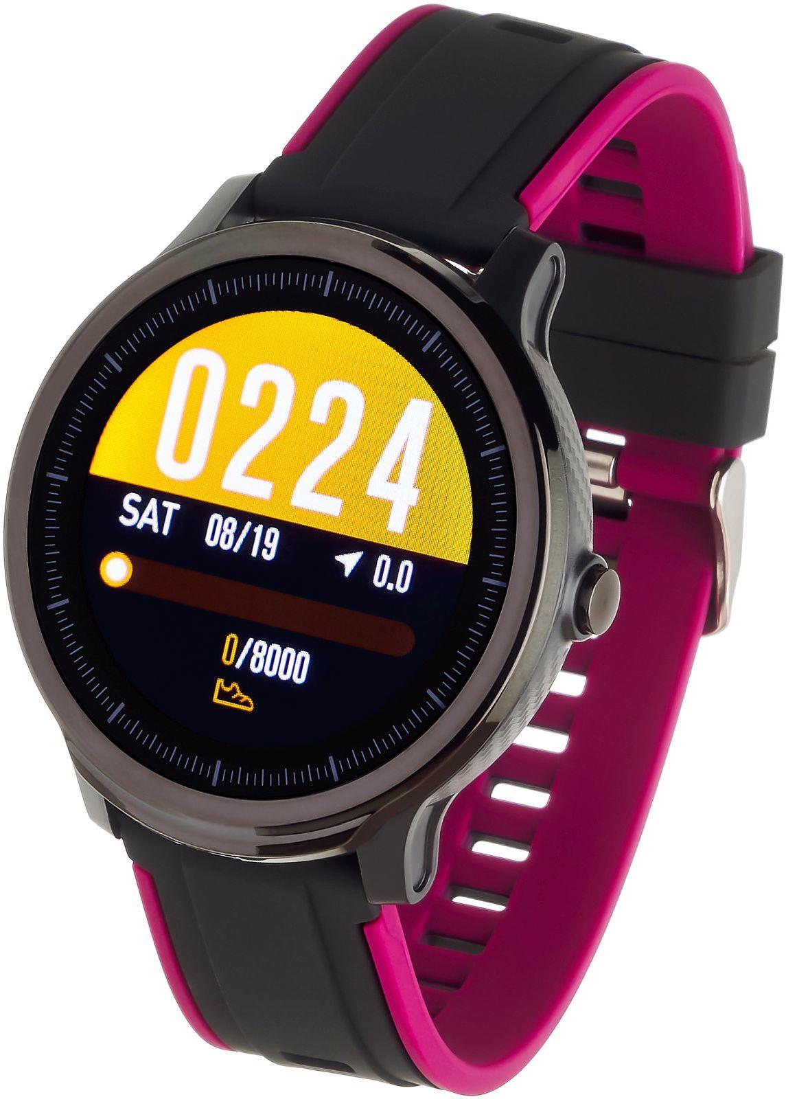 Smartwatch Sport Garett Gym fioletowy > Darmowa dostawa UPS Darmowy zwrot DHL przez 100 DNI Odbierz w salonie w Warszawie