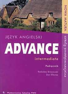 Advance intermediate - podręcznik