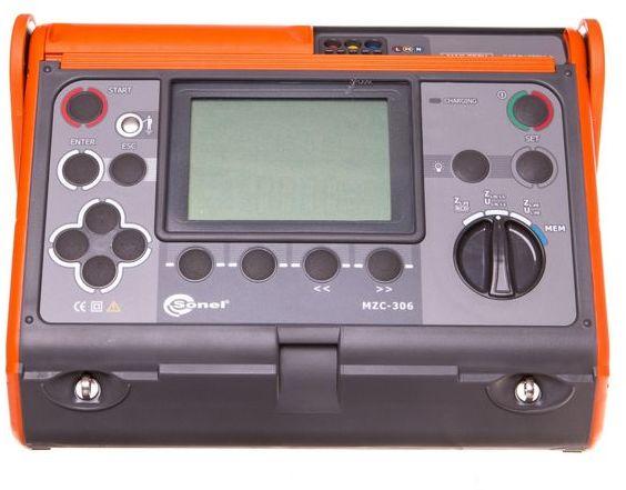 Miernik impedancji pętli zwarcia MZC-306 WMPLMZC306