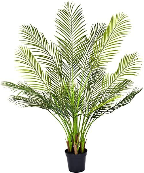 Sztuczna palma Areca 150 cm najwyższej jakości w doniczce