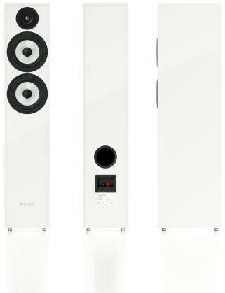 Pylon Audio Pearl 25 (biały połysk) 2 szt. - Kup na Raty - RRSO 0%