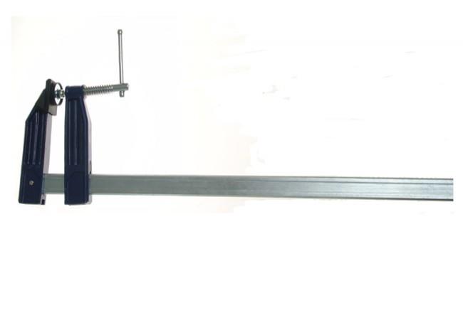 Ścisk śrubowy nastawny typ L 140 mm /0600 mm IRWIN