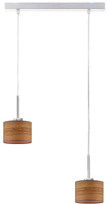 Lampa wisząca regulowana na stalowym stelażu - EX439-Montans - 4 kolory