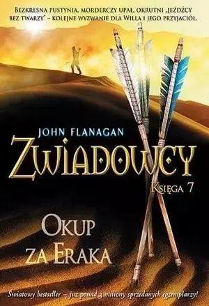 Zwiadowcy T.07 Okup za Eraka - John Flanagan
