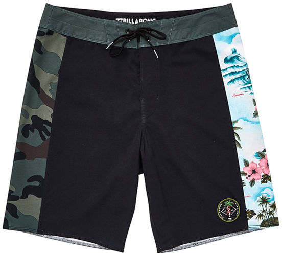 Billabong D BAH PRO black męskie szorty kąpielowe - 32