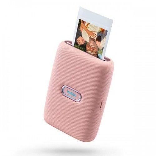 Instax Mini Link drukarka do zdjęć - różowa