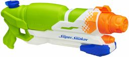 SuperSoaker Barrage, pistolet na wodę z trzema trybami, dla dzieci od 8 lat