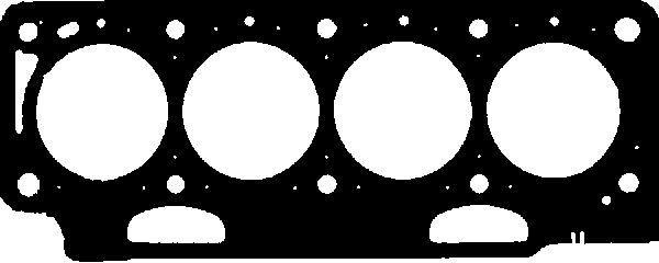 Uszczelka, głowica cylindrów VICTOR REINZ 61-34115-00