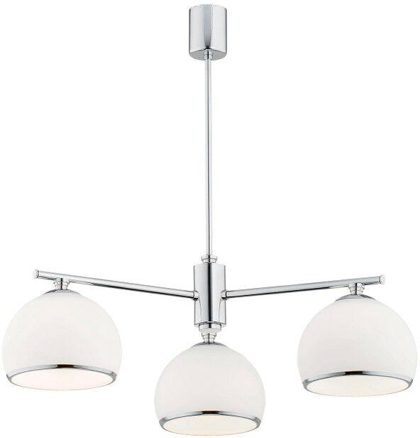 Lampa wisząca MARBELLA 1487 glamour szklany - Argon  Sprawdź kupony i rabaty w koszyku  Zamów tel  533-810-034