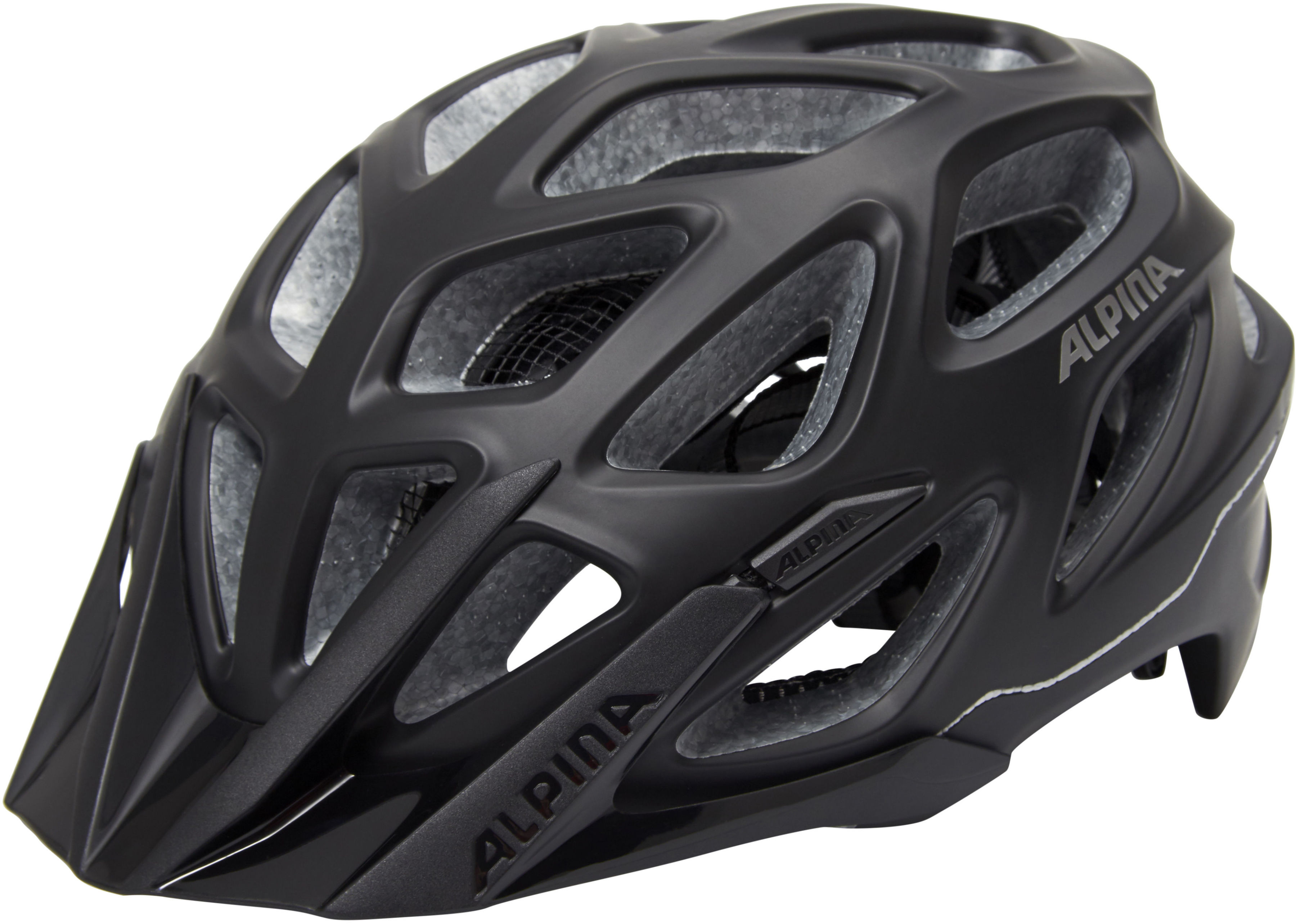 ALPINA MYTHOS 3.0 L.E kask rowerowy czarny-mat Rozmiar: 59-64,A9713334
