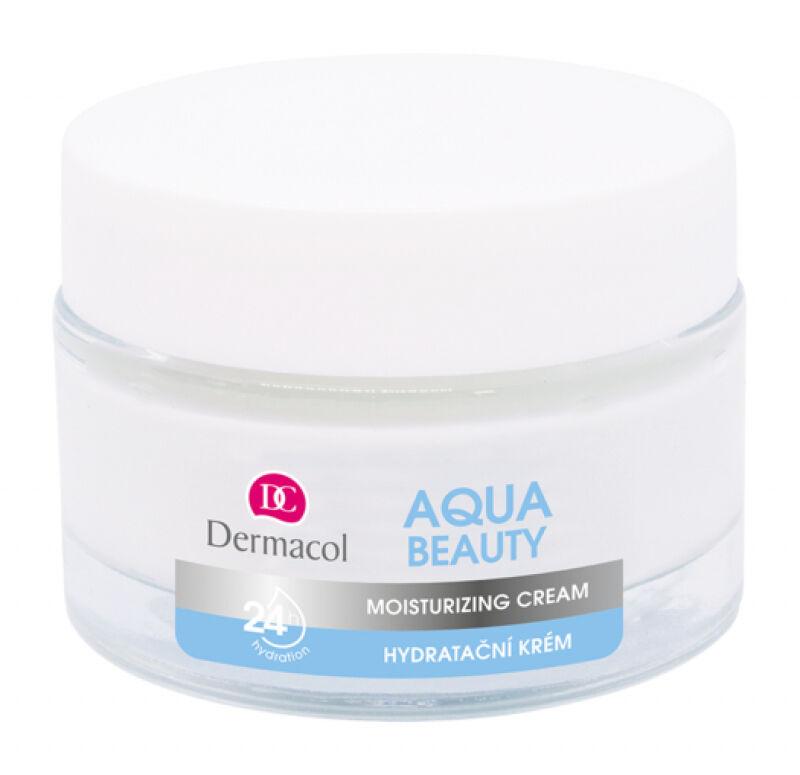 Dermacol - AQUA BEAUTY - MOISTURIZING CREAM - Nawilżający krem do twarzy