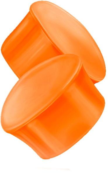 Visiomed SoHearComfort VM-SQS3 zatyczki Zatyczki do uszu do pływania - dla dzieci