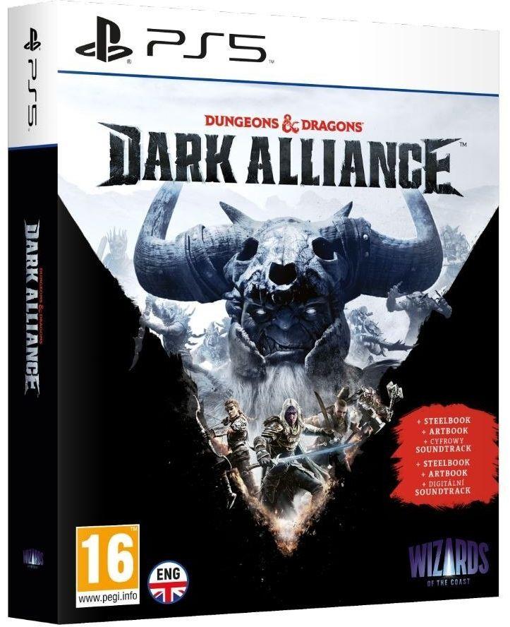 KOCH Gra PS5 Dungeons & Dragons Dark Alliance ST.ED.