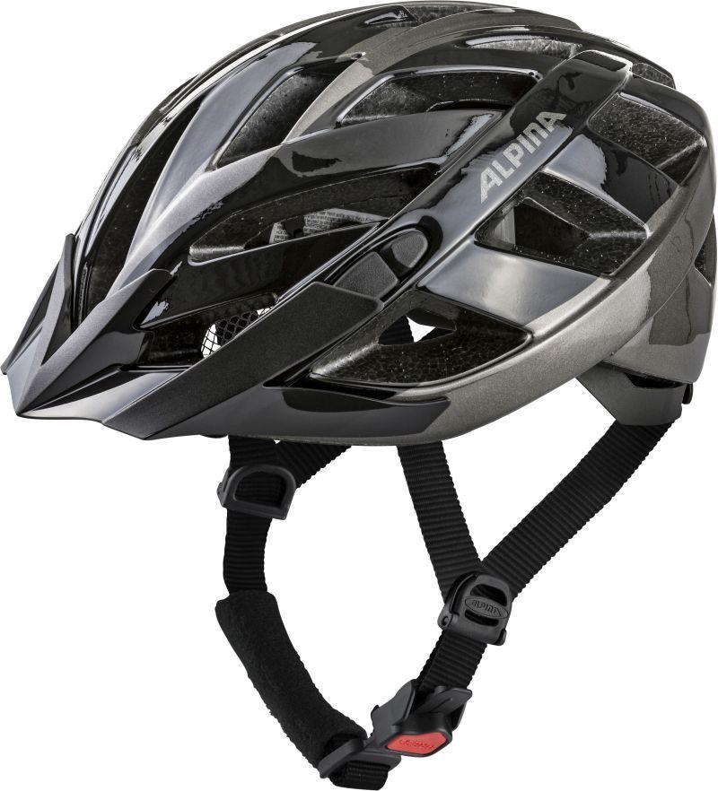 ALPINA Kask rowerowy PANOMA 2.0 BLACK-ANTHRACITE Rozmiar: 56-59,panoma2blackanhtra