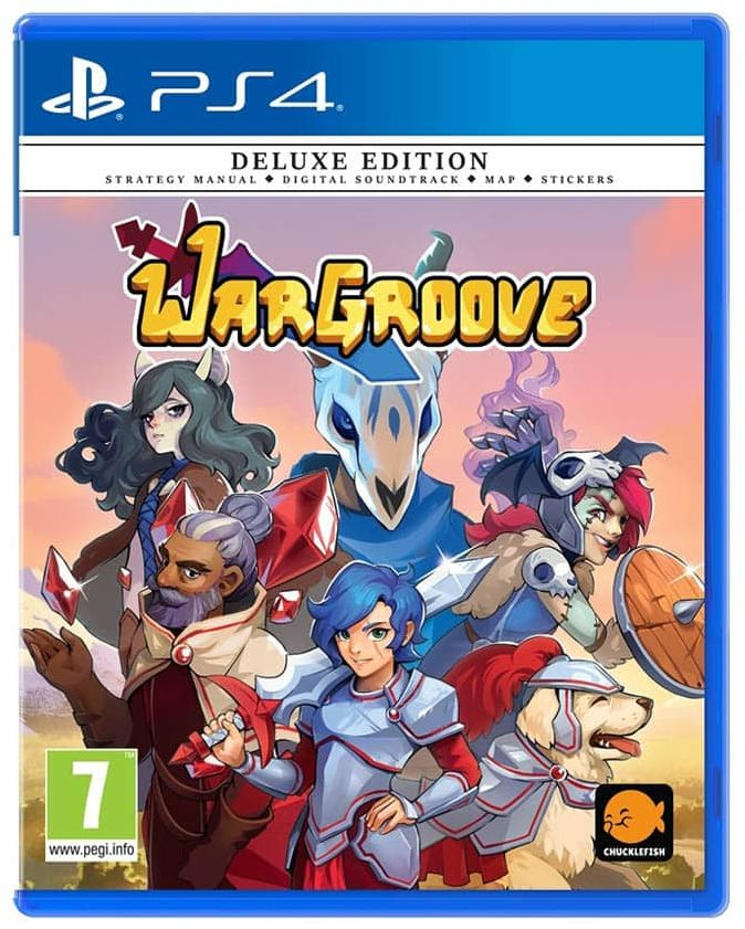 Wargroove Deluxe Edition / W-wa / 730 000 370