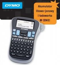 Drukarka Etykiet Dymo LabelManager 260p + 2 Taśmy D1 GRATIS