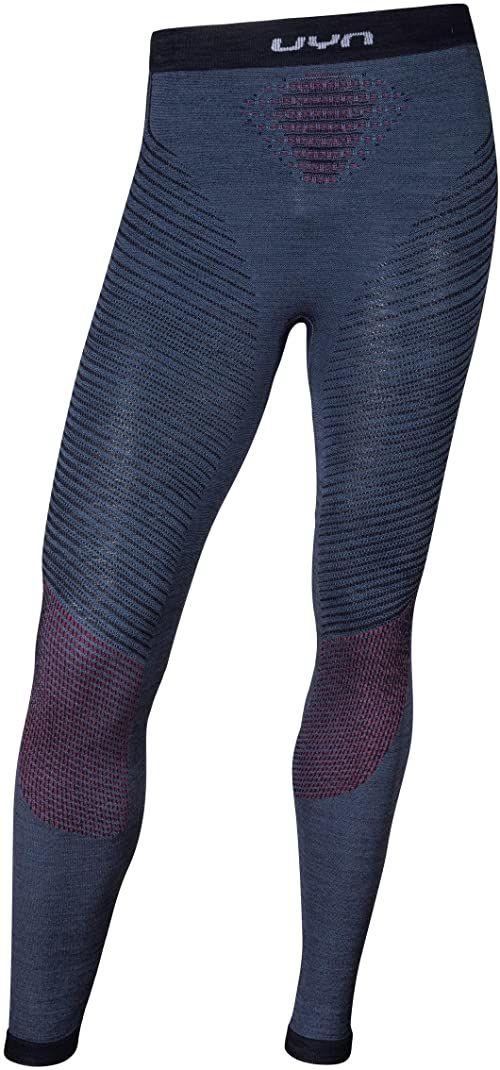 UYN męskie bokserki funkcyjne Fusyon Uw Long dla mężczyzn, Orion Blue/Bordeaux/Pearl Grey, L/XL