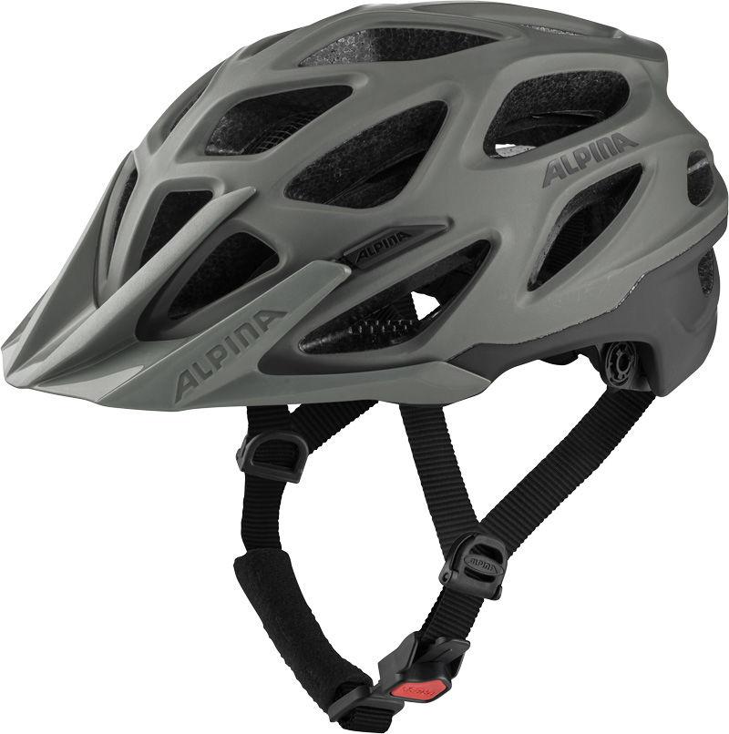 ALPINA kask rowerowy mtb MYTHOS 3.0 L.E. coffee-grey matt A9713138 Rozmiar: 52-57,A9713138myth