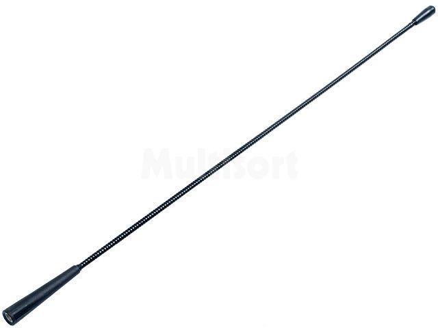 Maszt antenowy 431mm gwint M6 - wewnętrzny