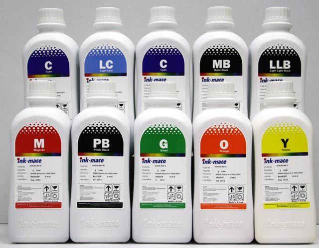 Zgodny atrament INK-MATE PIGMENT DO Epson PRO 7800/9800 100ml