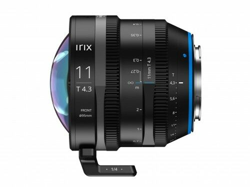 Irix Cine 11mm T4.3 do Canon EF Imperial