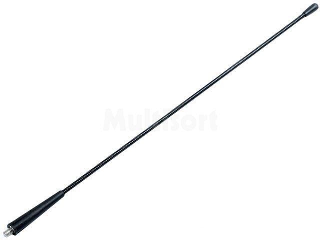 Maszt antenowy 431mm gwint M6 - zewnętrzny