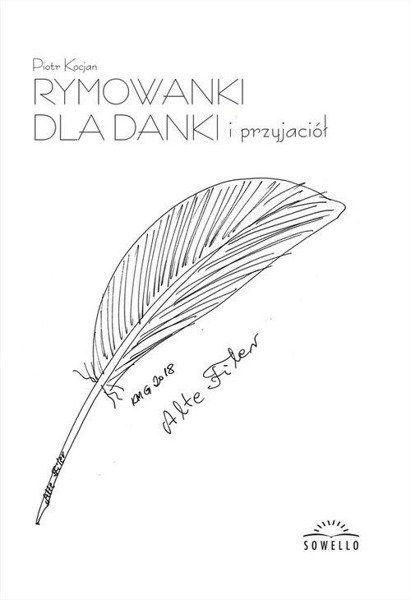 Rymowanki dla Danki i przyjaciół - Piotr Kocjan