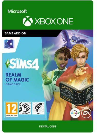 The Sims 4 - Kraina Magii DLC [kod aktywacyjny] Xbox One
