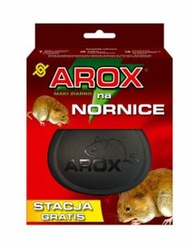 Ziarno na myszy i szczury 100 g