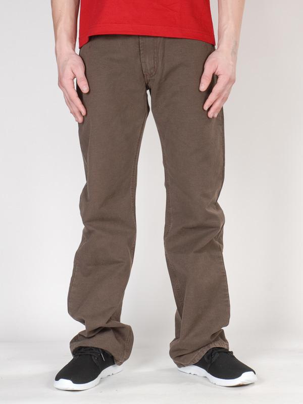 Peace M-3 RIPSTOP BRW spodnie lniane mężczyzn - XS
