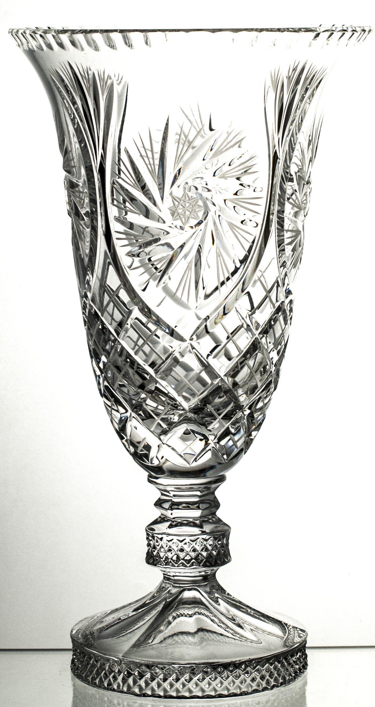 Wazon kryształowy (11723)