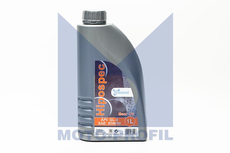 Olej przekładniowy 80W90