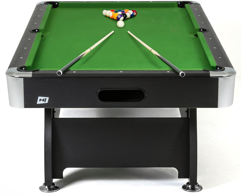Stół Bilardowy spływowy 9ft Czarny
