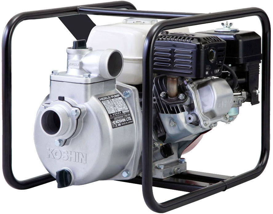 Motopompa do wody brudnej Koshin STH 80 E