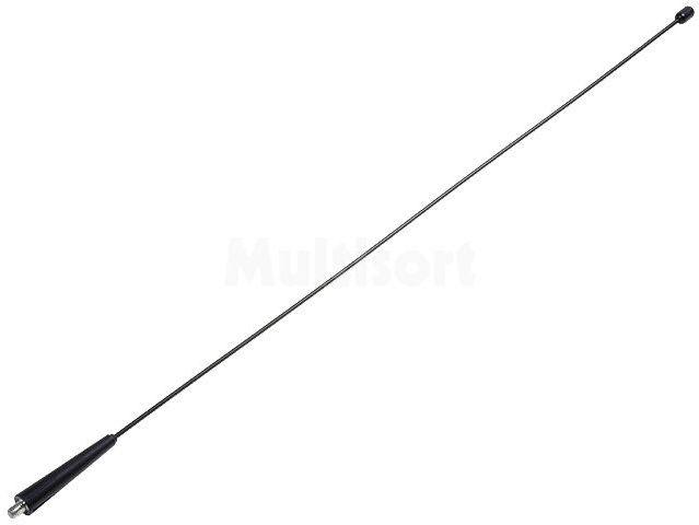 Maszt antenowy 536mm gwint M6 - zewnętrzny