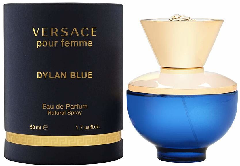 Versace Dylan Blue Pour Femme woda perfumowana, 50 ml